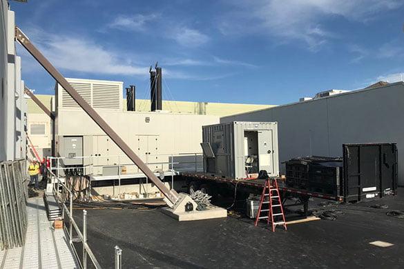 data center hvac project