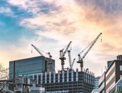 data center construction cost breakdown
